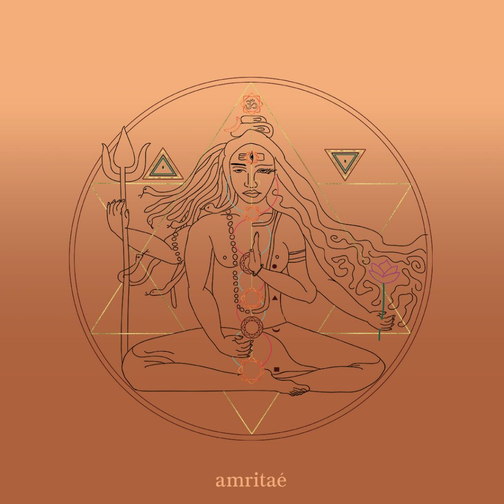 Amritae illustration Kashaya