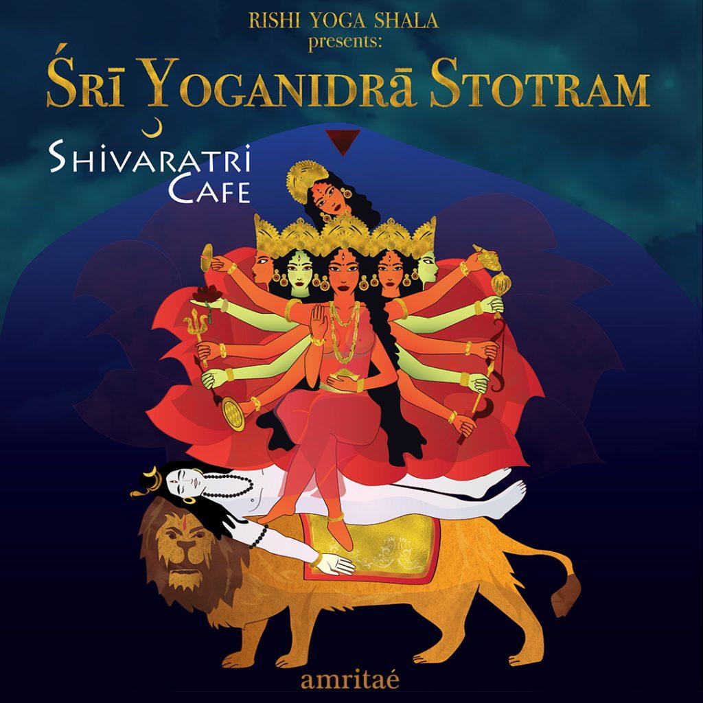 Amritae illustration Sri Yoga Nidra